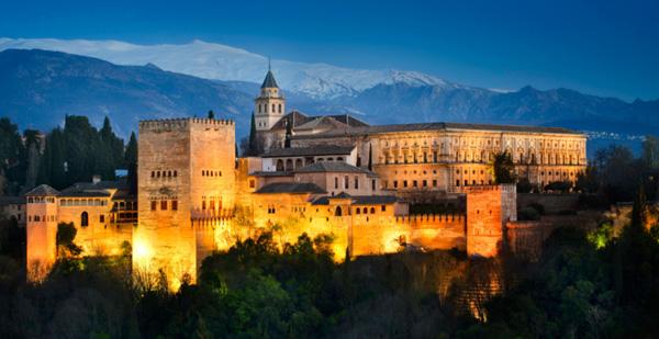 La Alhambra, una de las maravillas del mundo